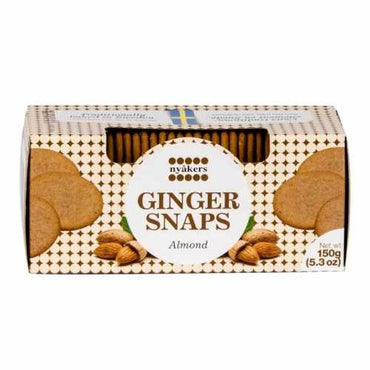 Viking Nyåkers Ginger Snaps Almond