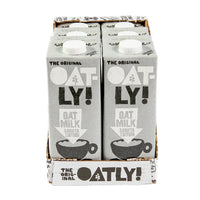 Oatly Oat Milk Barista Edition 6x1L (Box)