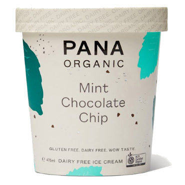 Pana Mint Chocolate Chip Dairy Free Ice Cream