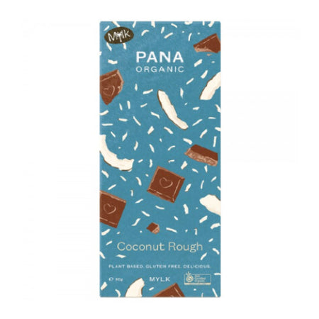 Pana Chocolate Mylk Coconut Rough 80g