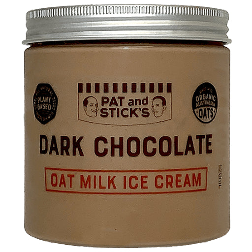 Pat and Stick's Oat Milk Dark Chocolate 520ml