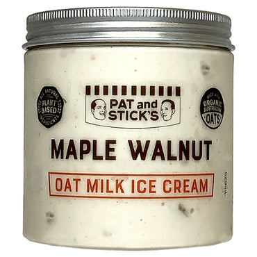 Pat and Stick's Oat Milk Maple Walnut 520ml
