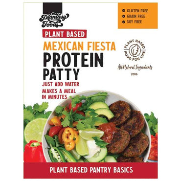 Protein Patty Mix Mexican Fiesta (200g)
