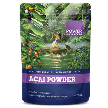 Power Super Foods Acai Powder (50g)