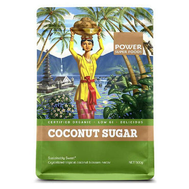 Power Super Foods Coconut Sugar