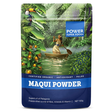 Power Super Foods Maqui Powder