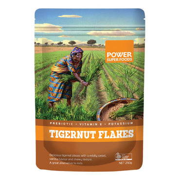 Power Super Foods Tigernut Flakes