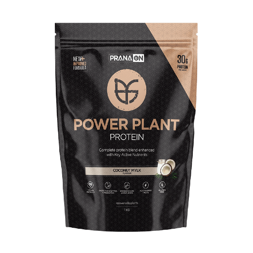 PRANA ON - Power Plant Protein Coconut Mylk