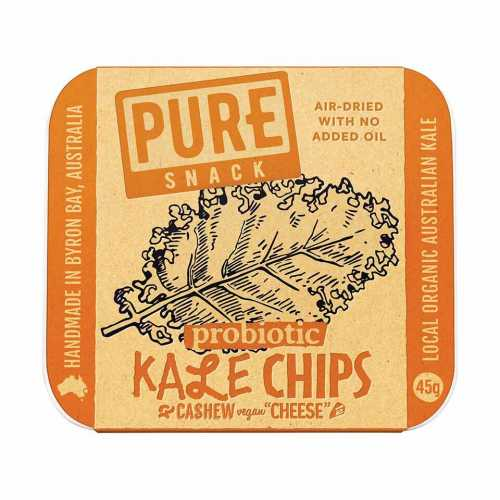 Extraordinary Foods Kale Chips Cashew Cheese