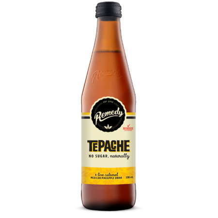 Remedy Tepache 330ml