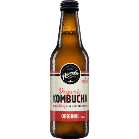 Remedy Kombucha Original 330ml