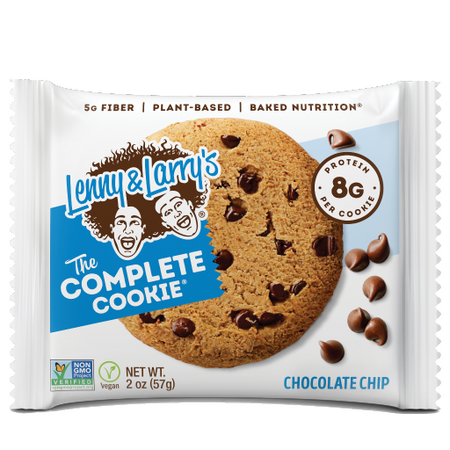 Lenny & Larry's The Complete Cookie Chocolate Chip (113g)
