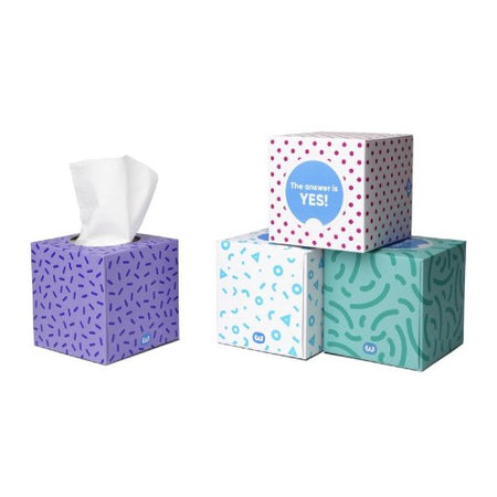 Who Gives a Crap Tissue box (1 pack)