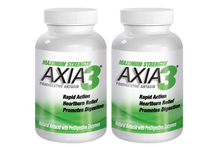 Load image into Gallery viewer, 2 X AXIA3 ProDigestive™ Natural Heartburn Relief 90-Counts [15% OFF]