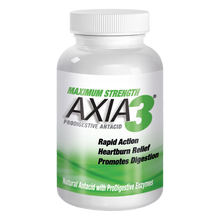 Load image into Gallery viewer, Subscribe & Save: AXIA3 ProDigestive™ Natural Heartburn Relief 90-Count | 20% OFF + FREE Shipping