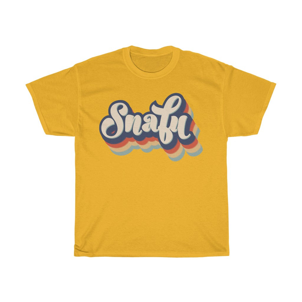 SNAFU - Unisex Heavy Cotton Tee