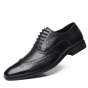 Dress Shoes Vintage Brogue  2020