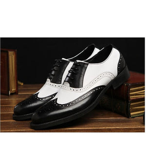 Brogue Shoes Vintage Classic