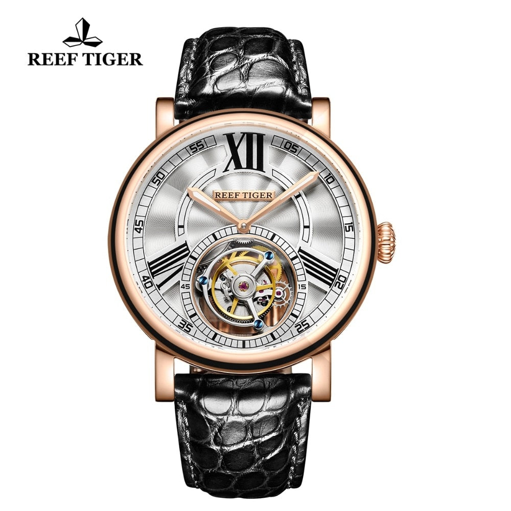 Luxury Watche  Tourbillon Automatic Watch