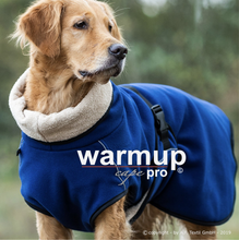 "Laden Sie das Bild in den Galerie-Viewer, Hundemantel ""warmup cape pro"""