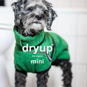 Hundebademantel dryup cape mini
