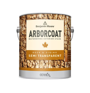 ARBORCOAT Exterior Semi-Transparent Stain - New Look Interiors