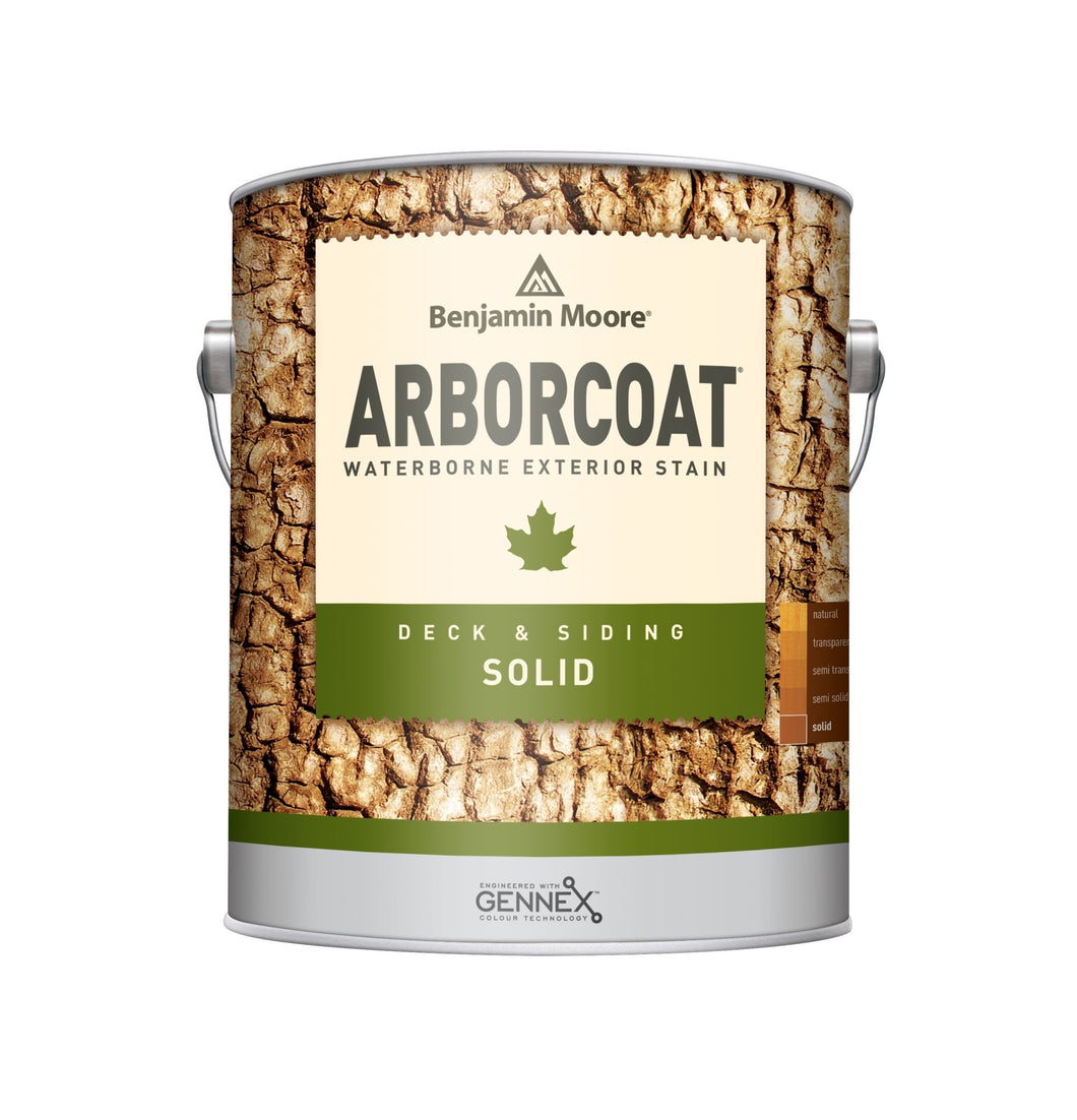 ARBORCOAT Exterior Stain - Solid - New Look Interiors