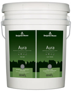 Aura Exterior Paint - New Look Interiors