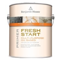 Fresh Start Stain Blocking Oil-Based Primer - New Look Interiors