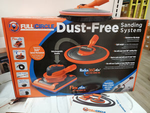 Full Circle Dust-Free Sanding System - New Look Interiors