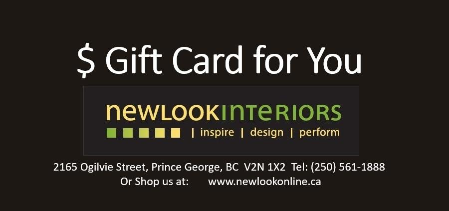 Gift Card - New Look Interiors