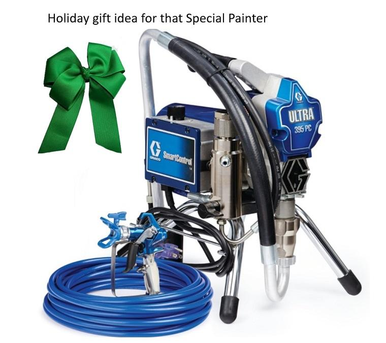Graco 395 Ultra Stand Sprayer - New Look Interiors