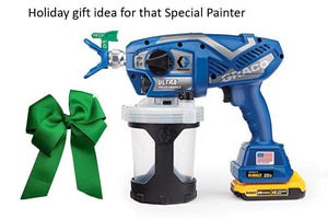 Graco Ultra Cordless Airless Paint Sprayer 17M363 - New Look Interiors