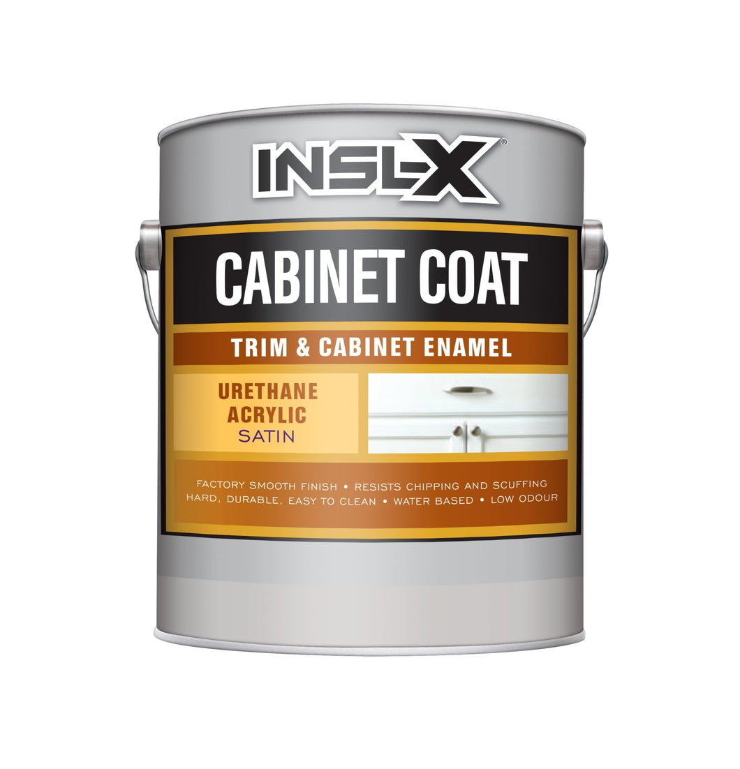 Insl-X Cabinet Coat Urethane Acrylic - New Look Interiors