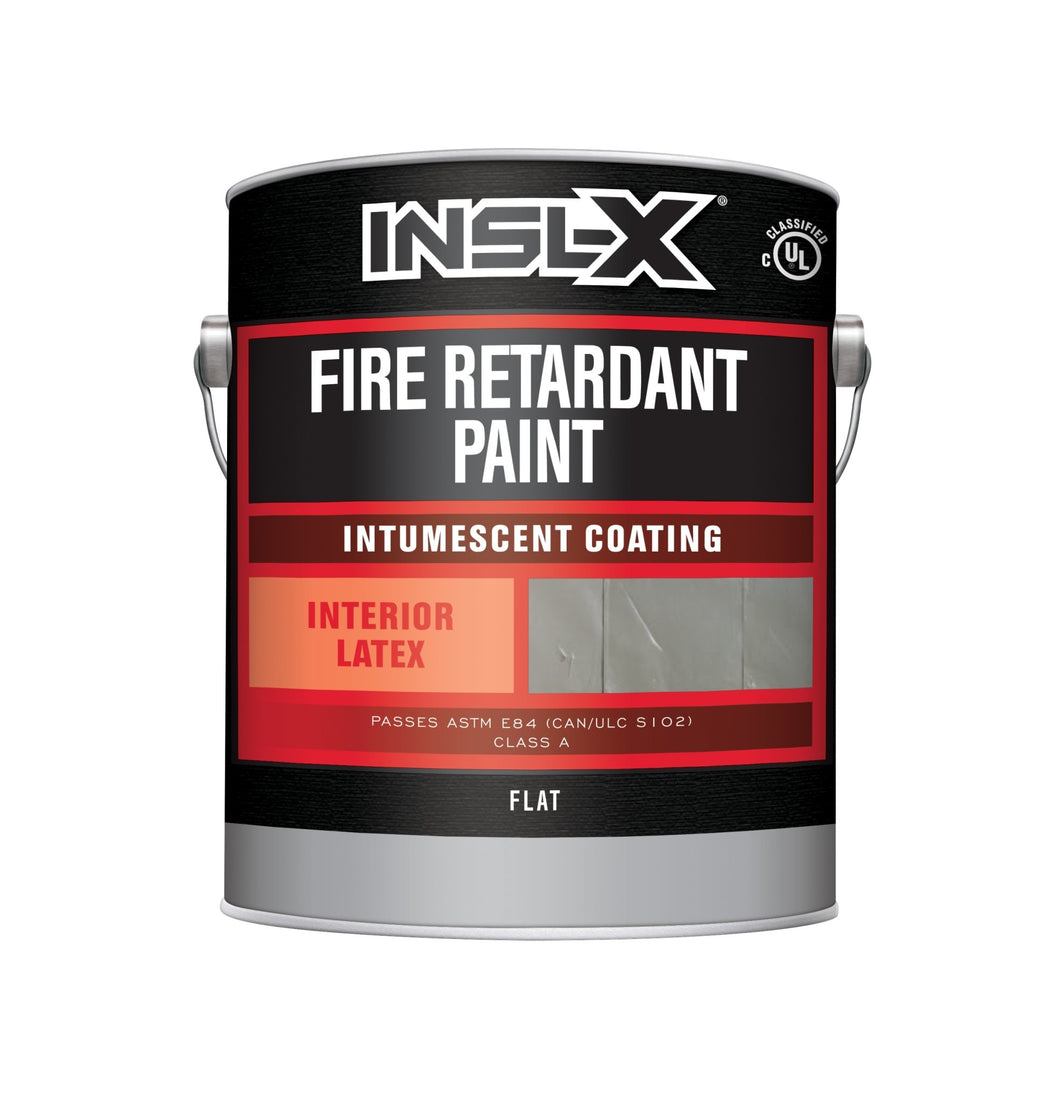 Insl-X Fire Retardant Latex Paint - New Look Interiors