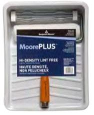 MoorePlus Lint Free Paint Roller Tray Set 4pc - New Look Interiors