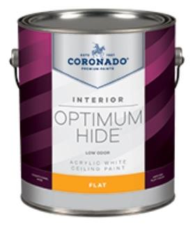 Optimum Hide Interior Ceiling Paint - New Look Interiors