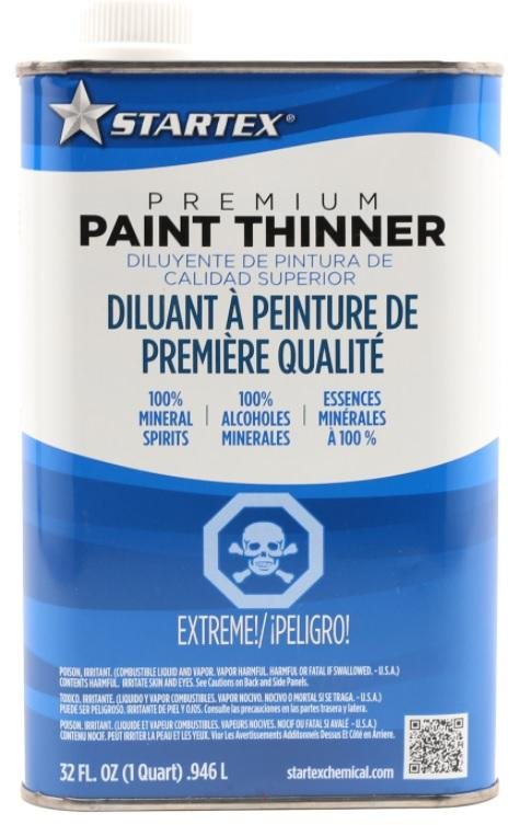 Paint Thinner 3.78L - New Look Interiors