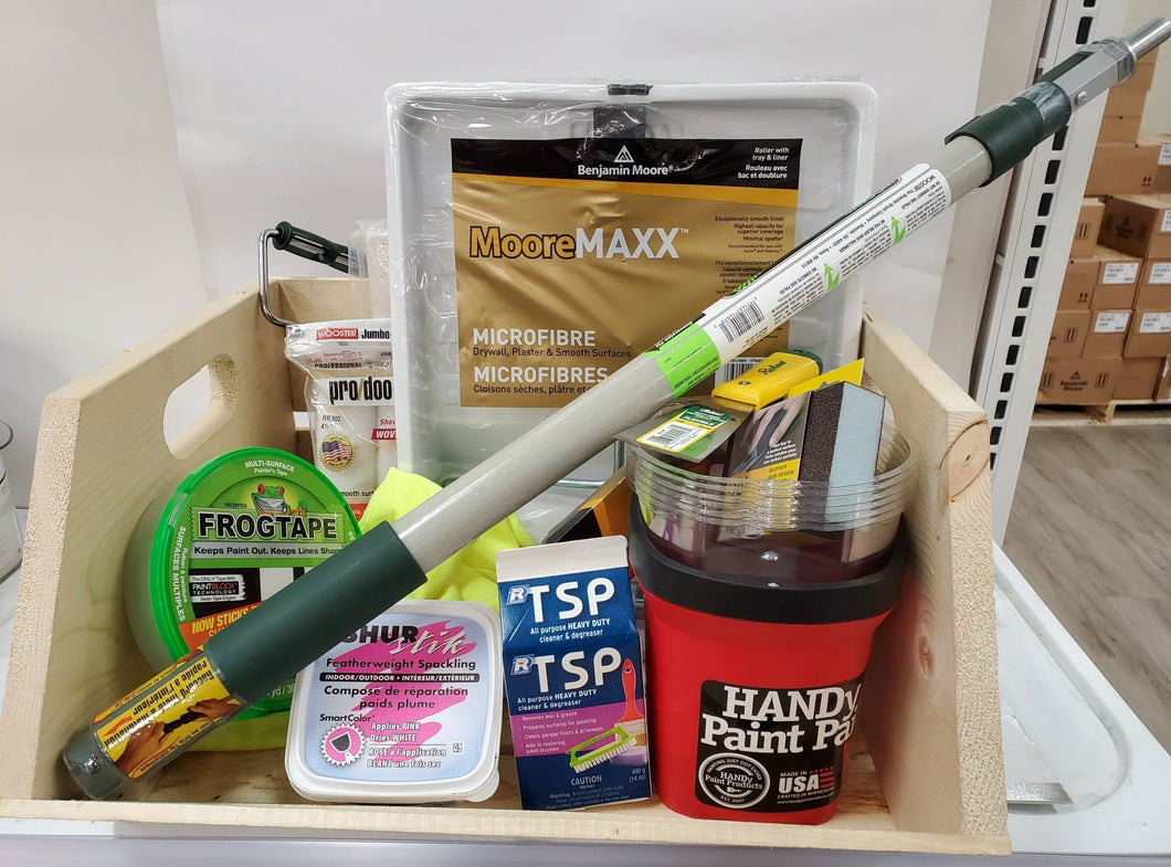 Painter's Kit - New Look Interiors