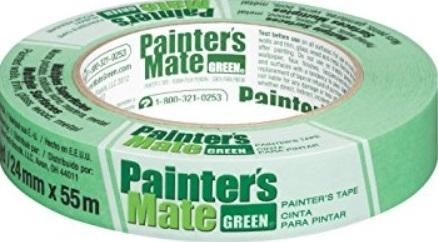 Painters Mate Green Tape - New Look Interiors