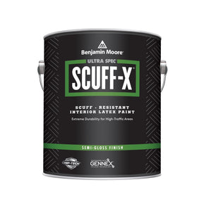 Scuff-X Interior Paint - New Look Interiors