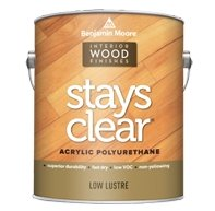 Stays Clear Acrylic Polyurethane - New Look Interiors