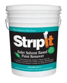Strip-It Solvent Based Paint Remover 946 ml - New Look Interiors