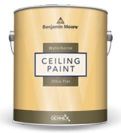 Waterborne Ceiling Paint - New Look Interiors