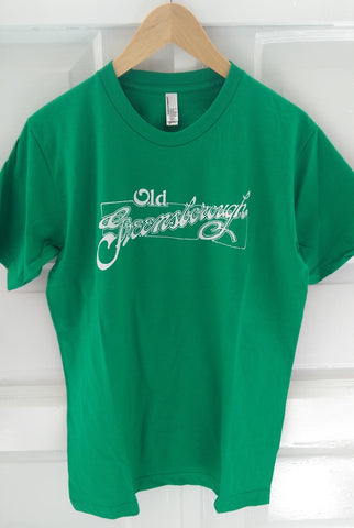 Old Greensborough USA-made Tee