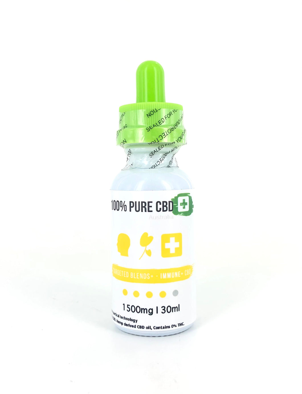 Immune - Targeted CBD Blends+ - 100% Pure CBD
