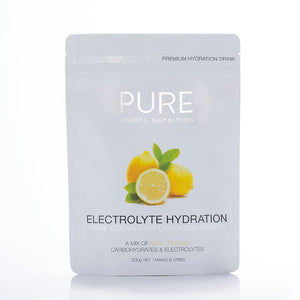 PURE - Electrolyte Hydration 500G
