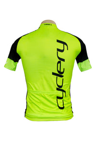 THE CYCLERY - Aero Men's Race Jersey