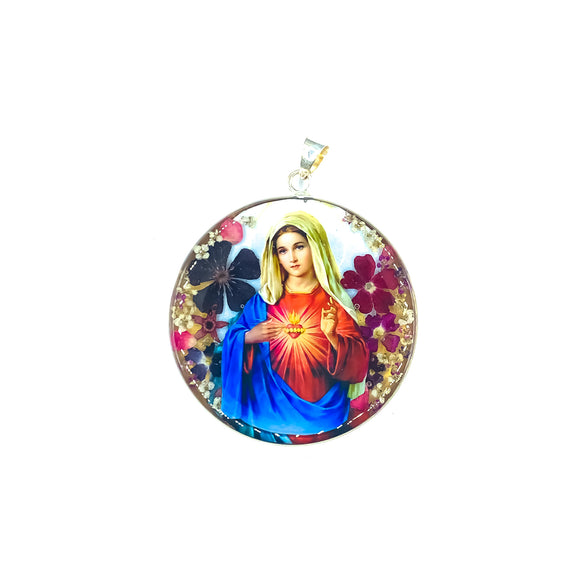 Immaculate Heart Medallion