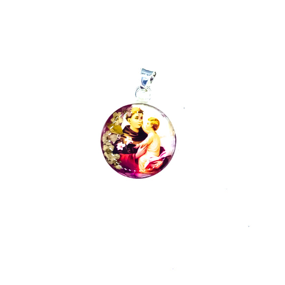 St Anthony Pendant